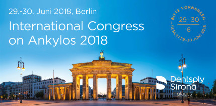 Internationaler Ankylos-Kongress 2018 in Berlin