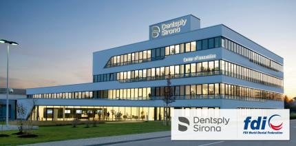 Dentsply Sirona arbeitet beim Thema Nachhaltigkeit mit FDI zusammen