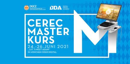 29. CEREC Masterkurs: Fundiertes Wissen rund um das CAD/CAM-System