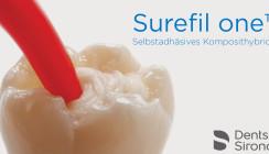 Surefil one: Neue Materialklasse Komposithybrid