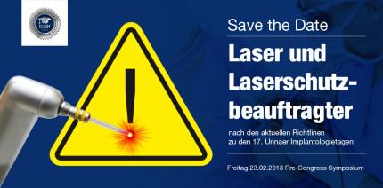 Laserschutz – Was ist neu und für wen ist das relevant?