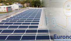 Euronda Deutschland nimmt Solaranlage in Betrieb