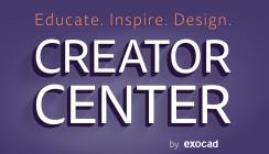 """exocad führt die Plattform """"CREATOR CENTER"""" ein"""
