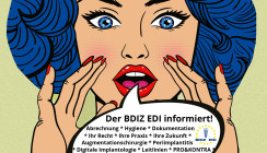 """Neue Online-Seminarreihe: """"Der BDIZ EDI informiert!"""""""