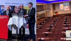 30. Gutachterkonferenz Implantologie trotzt der Krise