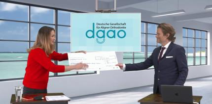 DGAO verleiht Wissenschaftspreis 2020 auf 1. virtuellen Wissenschaftskongress