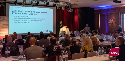 DGOI: 14. Internationales Wintersymposium 2019 hat begonnen