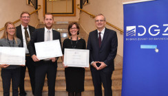 DGZI Implant Dentistry Award und Dissertationspreis 2017 verliehen