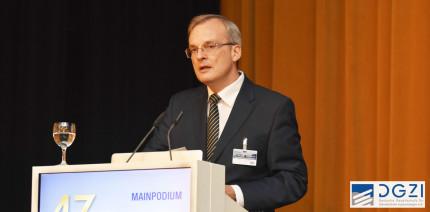 DGZI Präsident Prof. Dr. Herbert Deppe im Amt bestätigt