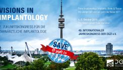 2. Zukunftskongress der DGZI mit Live-OPs & Table Clinics