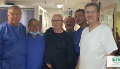 DZOI-Präsident Engels initiiert Charity-Aktion in Bulgarien