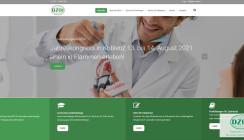 DZOI präsentiert sich mit neuer Website im Netz