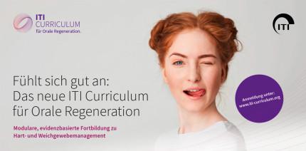 ITI Curriculum Orale Regeneration ist ausgebucht