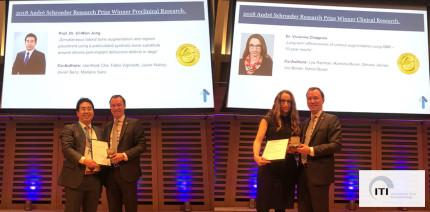 Das ITI vergibt André Schroeder-Forschungspreise 2018