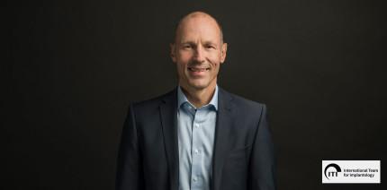 Das ITI ernennt Dr. Alexander Ochsner zum neuen CEO