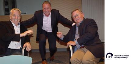 ITI Study-Club Freiburg: Auf den Spuren zweier ITI Titanen