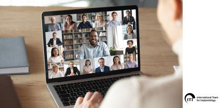 ITI: Study Clubs auch online ein erfolgreiches Fortbildungsformat