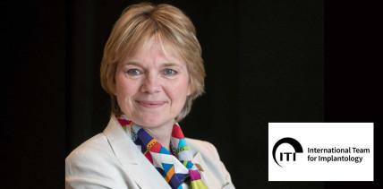Charlotte Stilwell als neue ITI Präsidentin inauguriert