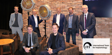Relaunch des Spezialpodiums Zahntechnik der ITI