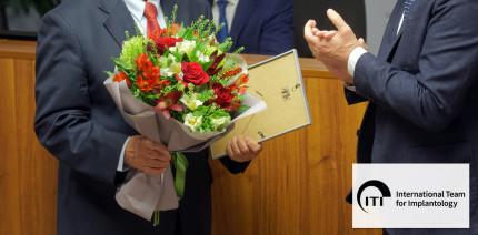 Das ITI verleiht André Schroeder Forschungspreise 2021