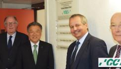 Toshio Nakao Chair for Adhesive Dentistry der KU Leuven feiert 20-Jahresjubiläum