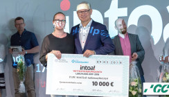 Forschungskooperation von GC: INTOA! Entrepreneurial Act of the Year
