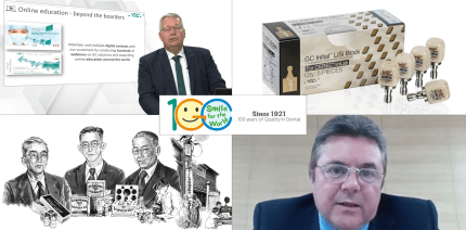 Globale Zahngesundheit im Fokus: GC präsentiert Vision 2031