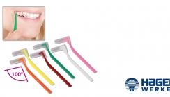 Neue miradent Interdentalbürste I-Prox® L getestet