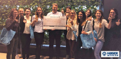 Das miradent & Springer Medizin DH Förderprogramm startet ins 5. Jahr