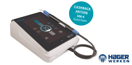 Neu: Das Cavitron 300 – magnetostriktive Ultraschalltechnologie