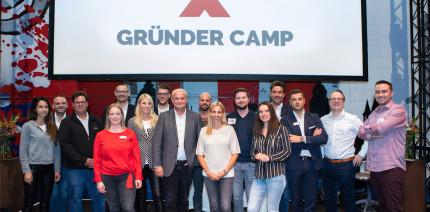How to be selbstständig: Das dent.talents. Gründer Camp 2019