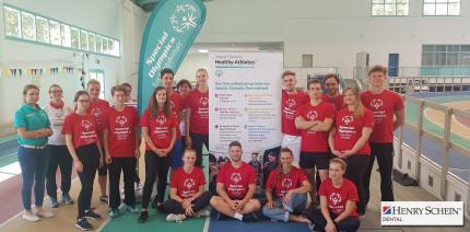 Henry Schein Cares unterstützt Programm von Special Olympics