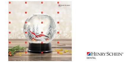 Online-Adventskalender mit dentalen Überraschungen