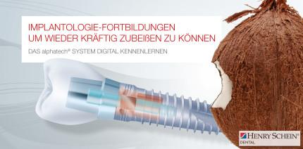 Henry Schein startet implantologischen Online-Informationsaustausch