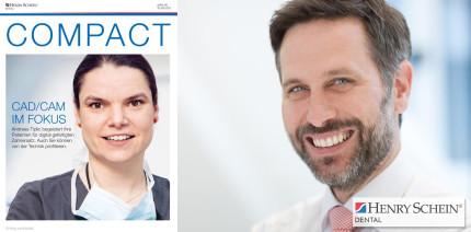 Henry Schein Dental präsentiert COMPACT im neuen Design