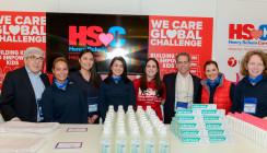 Henry Schein unterstützt die Arbeit von Brustkrebs Deutschland e.V.