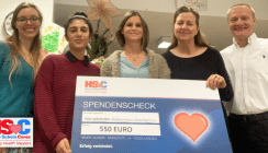 Henry Schein Cares: Hilfe für Menschen in Not