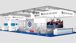 Henry Schein präsentiert auf der IDS 2019 neuen Messestand