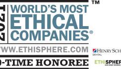 """Henry Schein  zum 10. Mal als """"Wolrd´s most ethical companies"""" ausgezeichnet"""