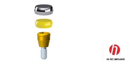 HI-TEC Implants präsentiert neue Locatoren zur Prothesenfixierung