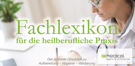 IC Medical feiert Jubiläum und verschenkt sein Fachlexikon als eBook