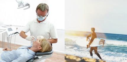 Entspannt behandeln – KaVo Ergonomie hält Zahnärzte gesund