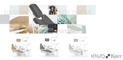 Style meets softness: RELAXline Softpolster jetzt auch neu in Agave