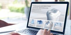 "Neue Komet Themenwelt ""Vollkeramik & CAD/CAM"""