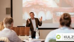 cara Round Table zur verschraubten Implantatprothetik bei Kulzer