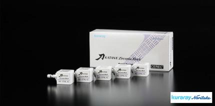 Kuraray Noritake launcht KATANA™ Zirconia Block zum 1. September