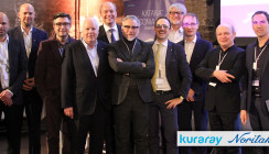 Kuraray Noritake stellt KATANA™ Zirconia Block in Berlin vor