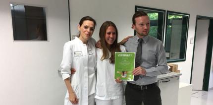 Universität Freiburg verteidigt Titel bei der Jules Allemand Trophy