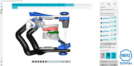 Merz Dental: Neue Wege mit dem BDCreator® PLUS