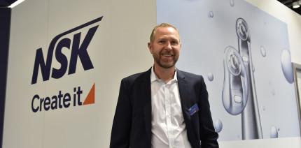 NSK überzeugt mit durchdachten Innovationen